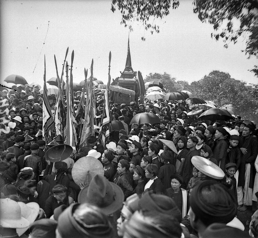 Hinh doc ve le hoi den Voi Phuc nam 1928-Hinh-16