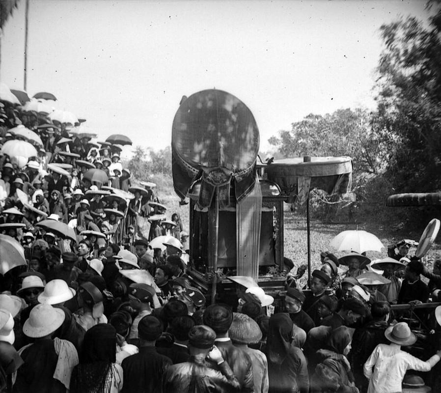 Hinh doc ve le hoi den Voi Phuc nam 1928-Hinh-17
