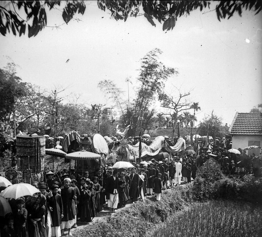 Hinh doc ve le hoi den Voi Phuc nam 1928-Hinh-18