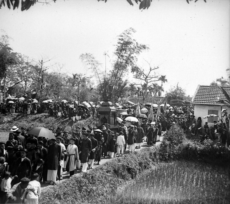 Hinh doc ve le hoi den Voi Phuc nam 1928-Hinh-19