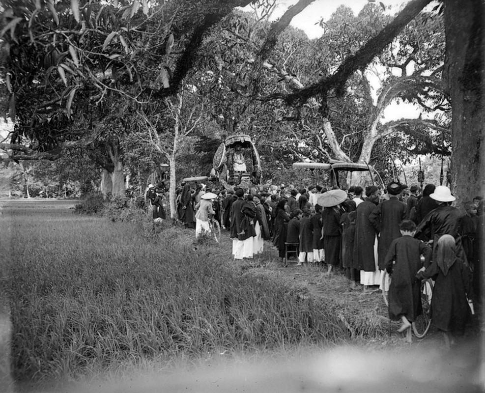 Hinh doc ve le hoi den Voi Phuc nam 1928-Hinh-2