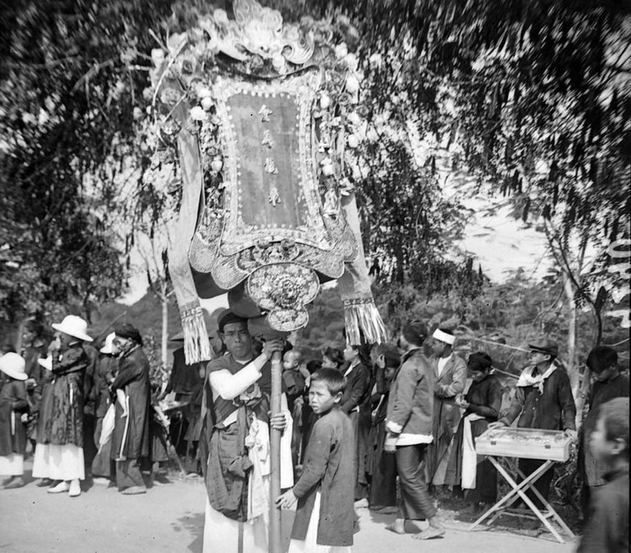Hinh doc ve le hoi den Voi Phuc nam 1928-Hinh-21