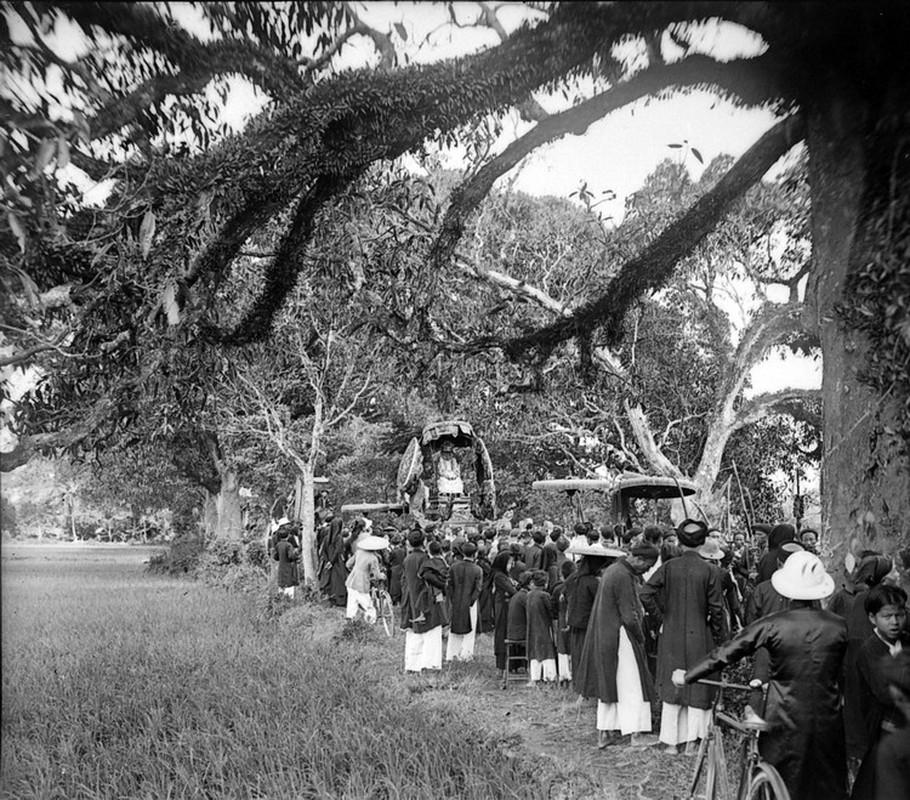 Hinh doc ve le hoi den Voi Phuc nam 1928-Hinh-3