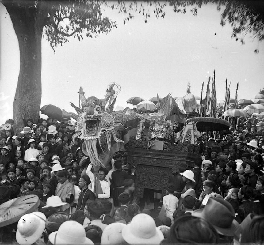 Hinh doc ve le hoi den Voi Phuc nam 1928-Hinh-5