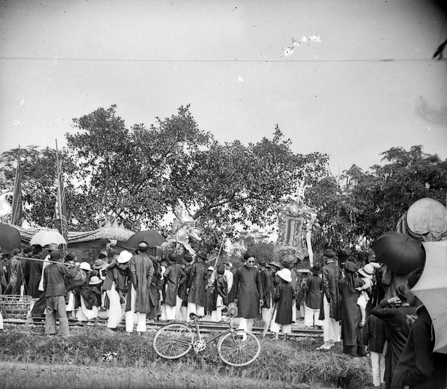 Hinh doc ve le hoi den Voi Phuc nam 1928-Hinh-6