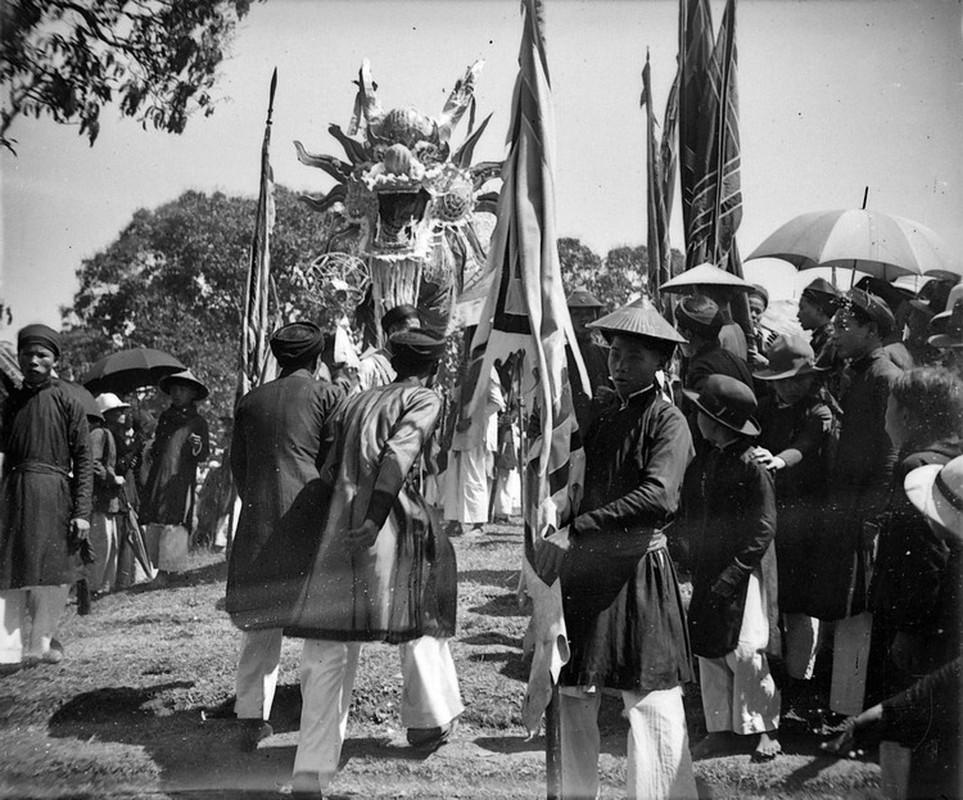 Hinh doc ve le hoi den Voi Phuc nam 1928-Hinh-7