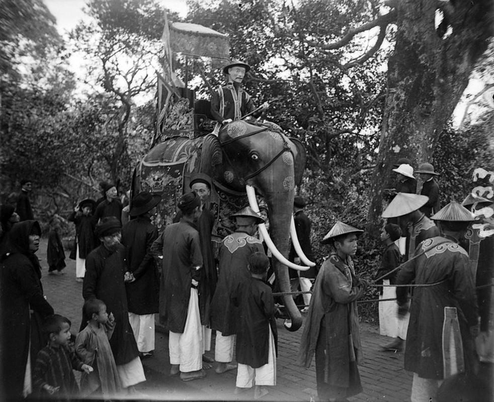 Hinh doc ve le hoi den Voi Phuc nam 1928-Hinh-9