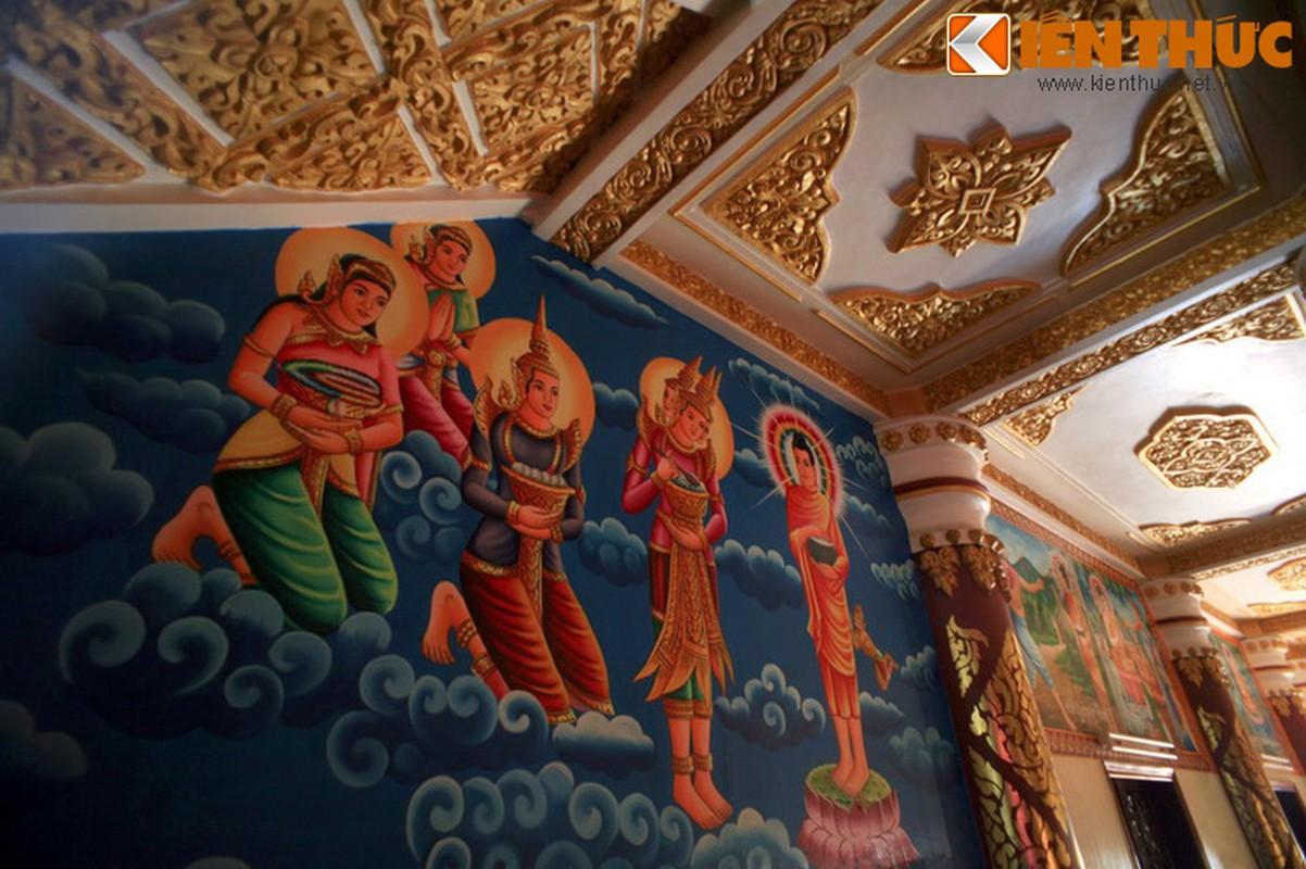 Kien truc doc la cua chua Khmer dep nhat thanh pho Can Tho-Hinh-10