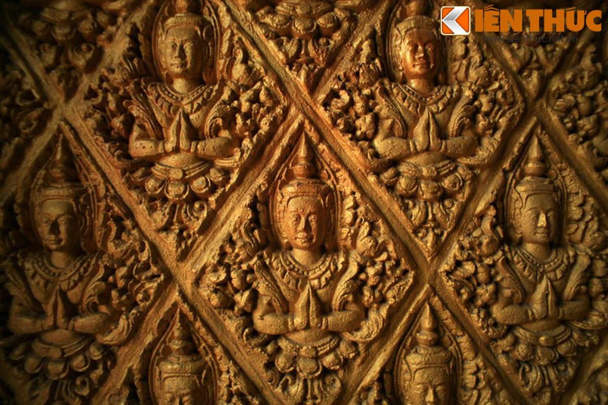 Kien truc doc la cua chua Khmer dep nhat thanh pho Can Tho-Hinh-12