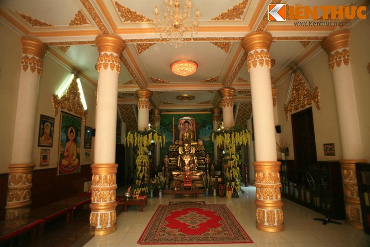 Kien truc doc la cua chua Khmer dep nhat thanh pho Can Tho-Hinh-6
