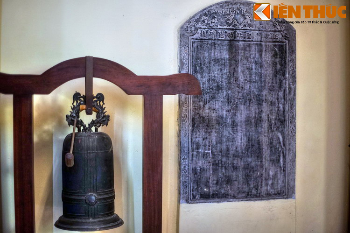 Kham pha ngoi chua noi vua Le Thanh Tong xuong hoa cung tien nu-Hinh-11