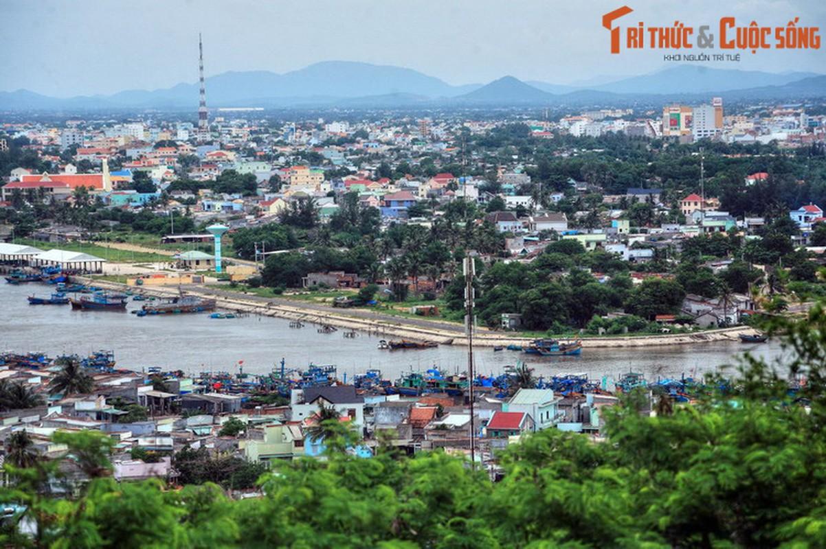 An so ve nguon goc lich su ten goi thanh pho Phan Thiet