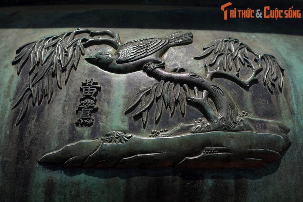 Diem danh 9 loai chim duoc khac tren Cuu Dinh nha Nguyen-Hinh-6