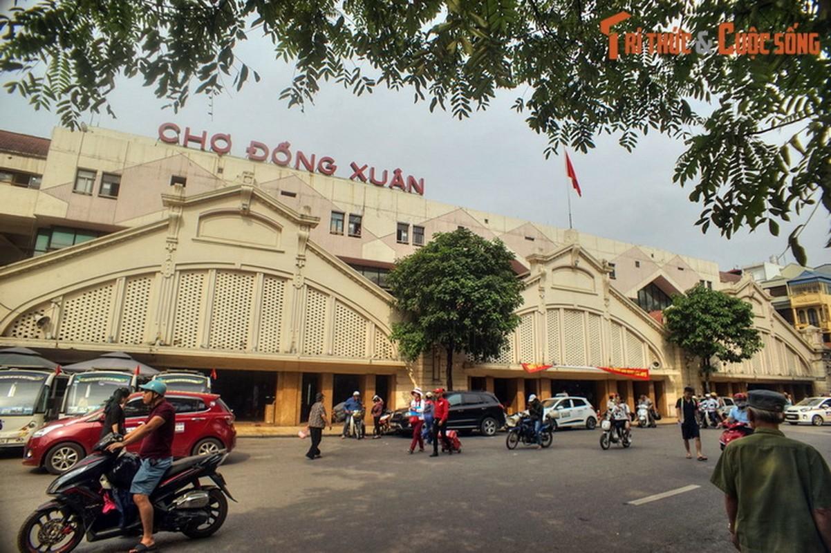 Kham pha ba khu cho co bieu tuong cho ba mien Viet Nam