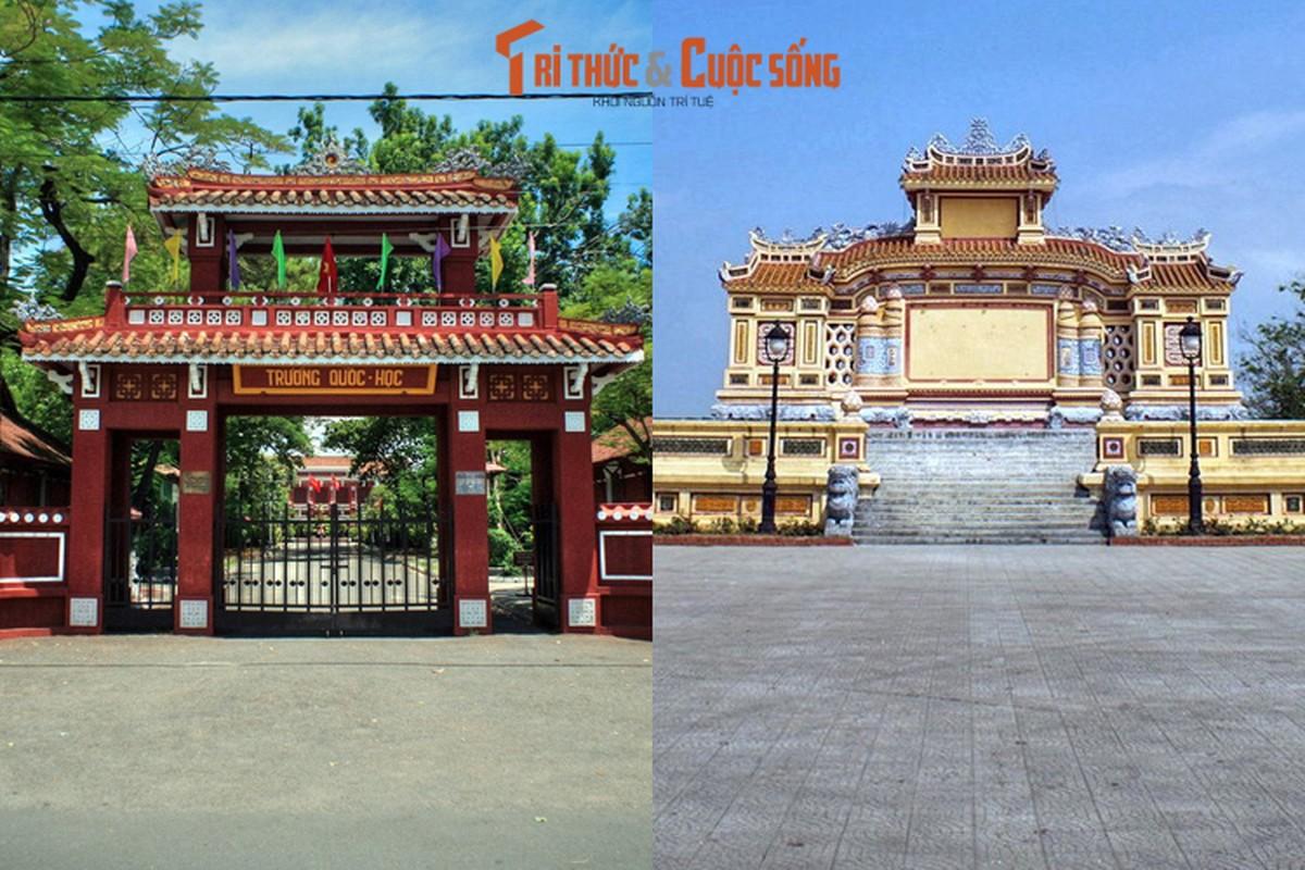 """Thu vi ba khu """"pho Ta"""", """"pho Tau"""", """"pho Tay"""" o Co do Hue-Hinh-12"""