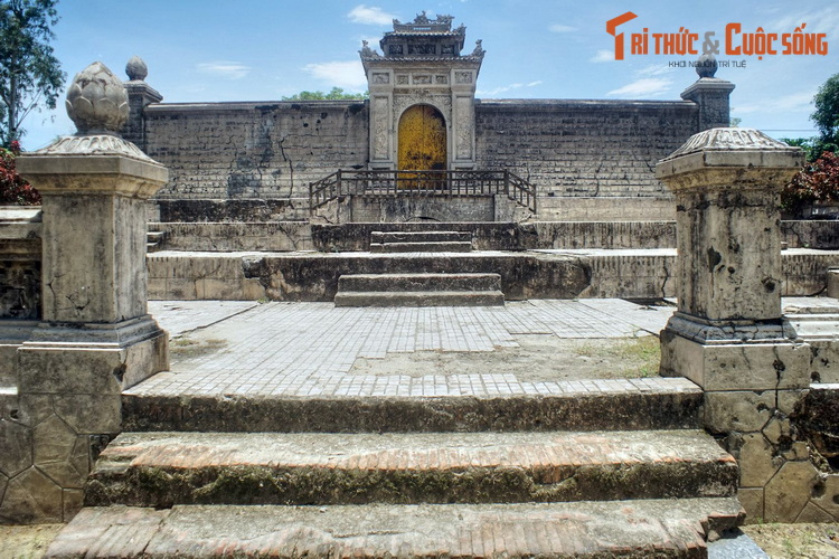 Bi mat phong thuy an giau trong lang mo me vua Khai Dinh-Hinh-6