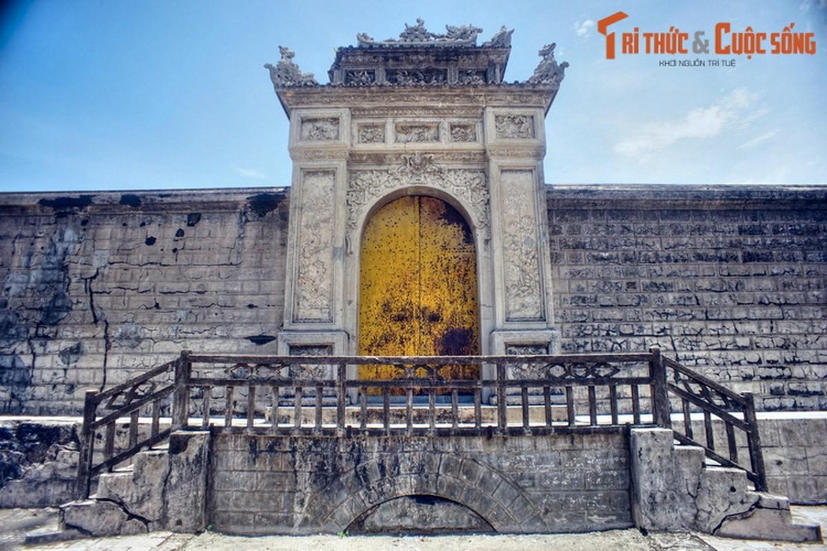 Bi mat phong thuy an giau trong lang mo me vua Khai Dinh-Hinh-7