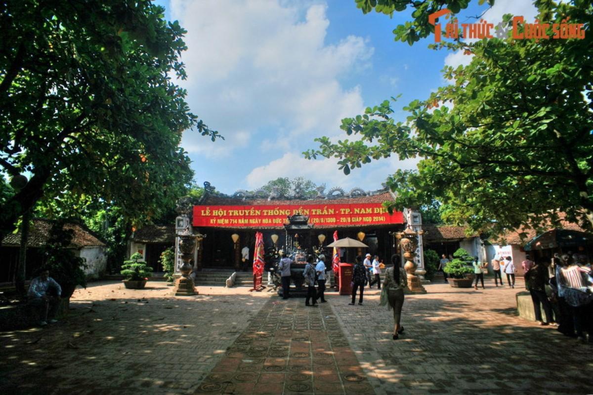 Nhung di tich phai ghe tham tren que huong Tong Bi thu Truong Chinh-Hinh-4