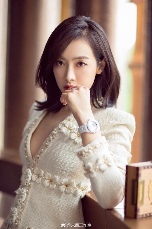 "Dan phu dau xinh dep lan at ca co dau la my nhan phim ""Tay du ky""-Hinh-7"