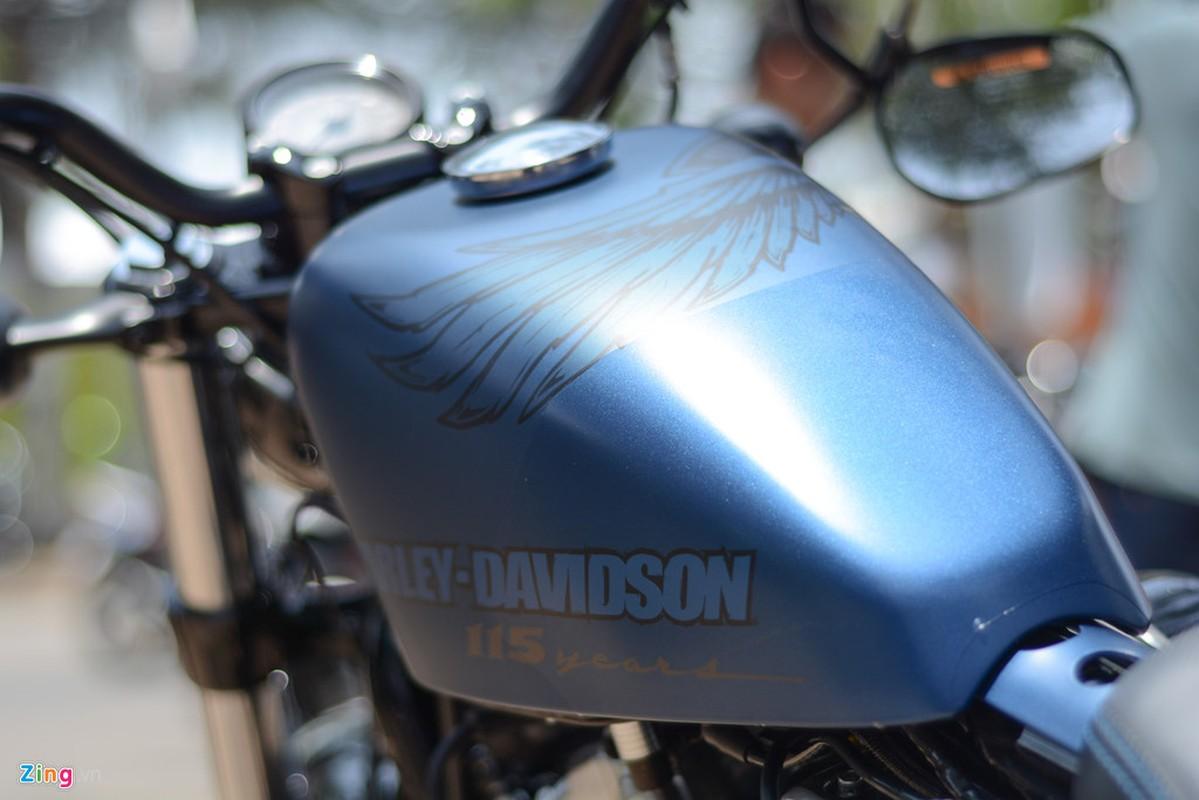 Harley-Davidson Forty-Eight phien ban dac biet tai Viet Nam-Hinh-3