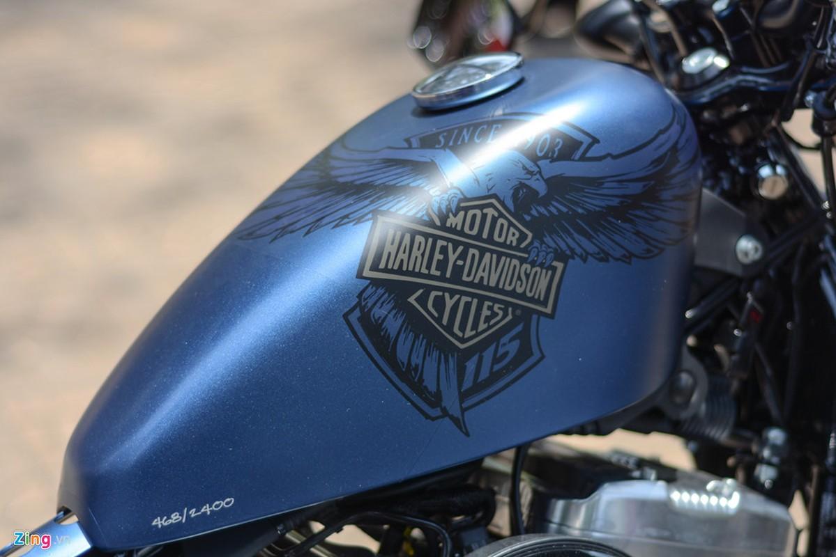 Harley-Davidson Forty-Eight phien ban dac biet tai Viet Nam-Hinh-4