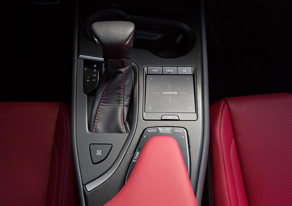 Lexus UX 2019 ra mat, doi dau BMX X2, Audi Q3-Hinh-6