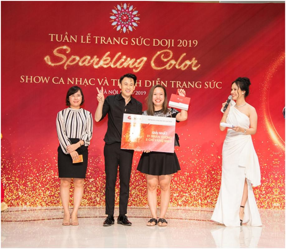 Tuan le Trang suc DOJI 2019: Den DOJI Tower la trung vang 999.9-Hinh-2