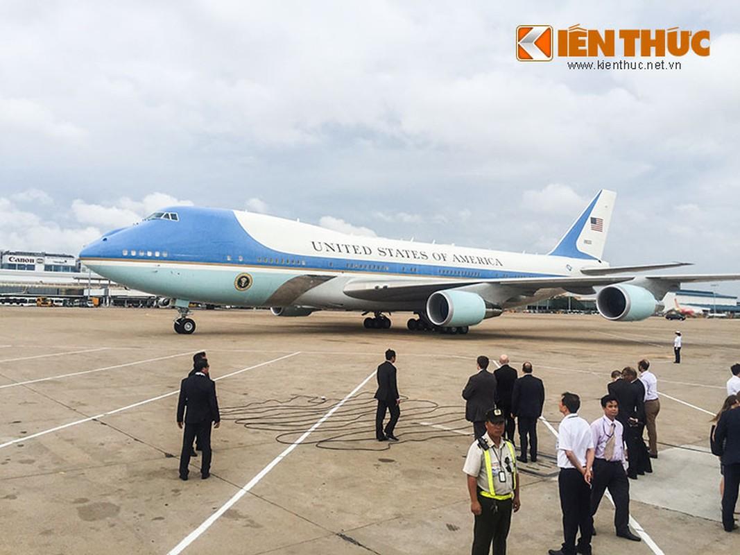 Tong thong Barack Obama da toi TP HCM