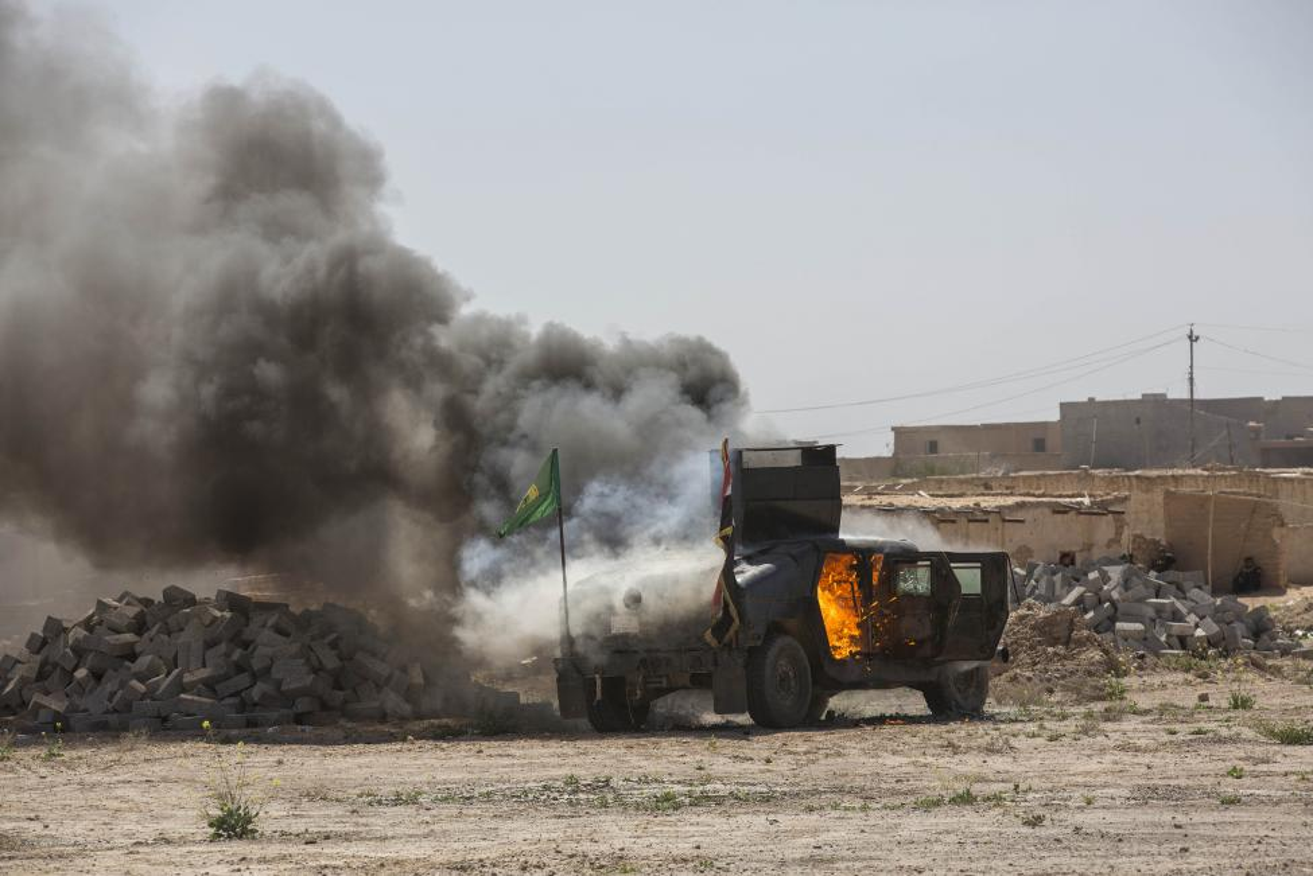 Nghet tho cuoc dung do giua nguoi Shi'ite va IS o Tikrit-Hinh-5