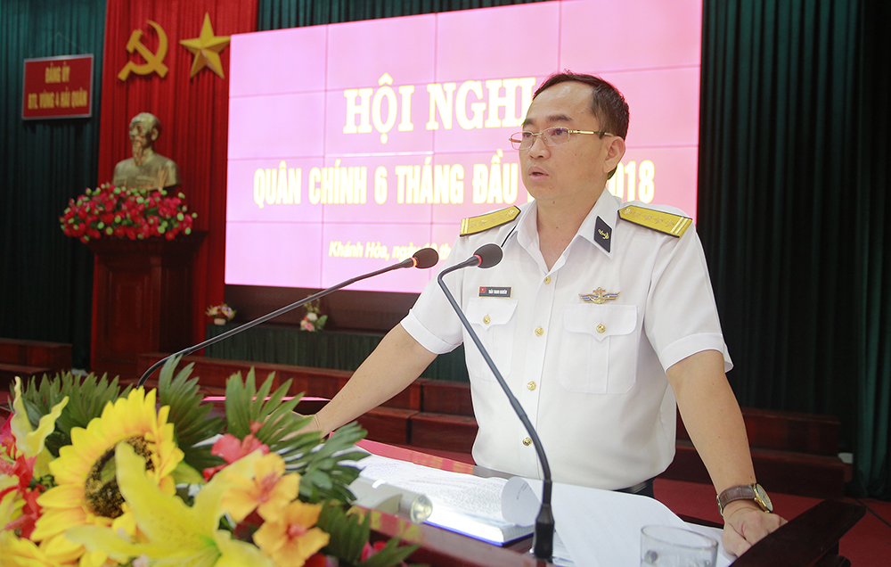 Chan dung Chuan do doc Tran Thanh Nghiem phu trach Tu lenh Hai quan-Hinh-2