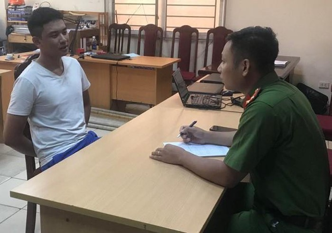 No sung cuop ngan hang BIDV: Ron nguoi ke hoach ban cong an phuong-Hinh-6