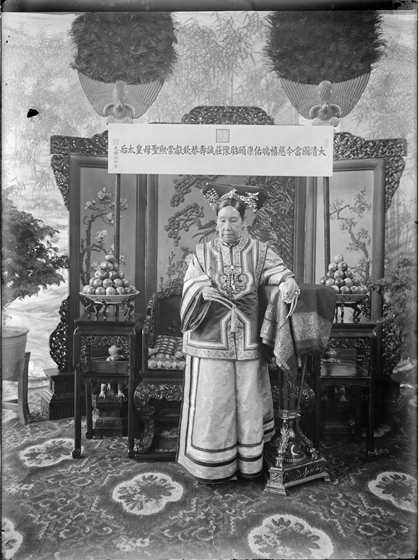 Soc nang thai hau an tieu xa xi bac nhat lich su Trung Quoc-Hinh-13