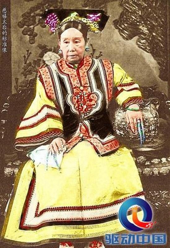 Soc nang thai hau an tieu xa xi bac nhat lich su Trung Quoc