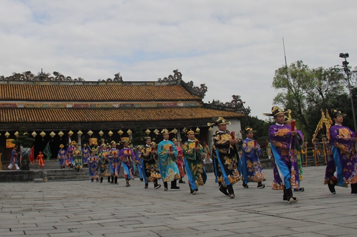 Buoi thiet trieu dau nam moi o Hoang cung Hue dien ra the nao?-Hinh-3