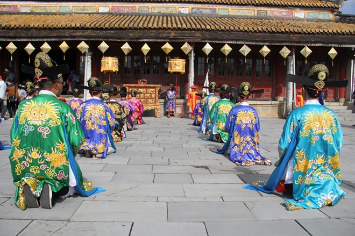 Buoi thiet trieu dau nam moi o Hoang cung Hue dien ra the nao?-Hinh-9
