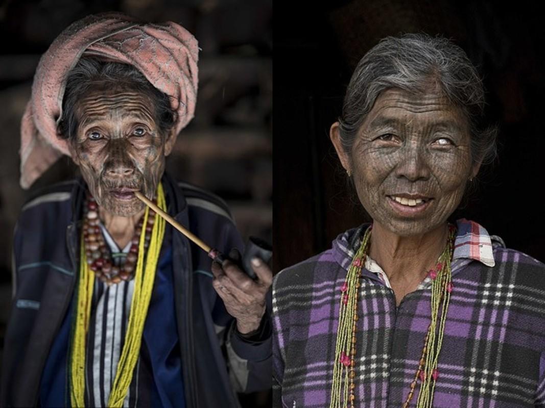 Phu nu xinh muon hoa xau bang cach xam kin mat de tranh ga chong-Hinh-4