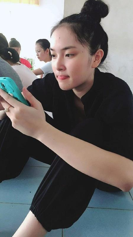 Dan thi sinh Hoa hau Viet Nam 2020 lo anh doi thuong