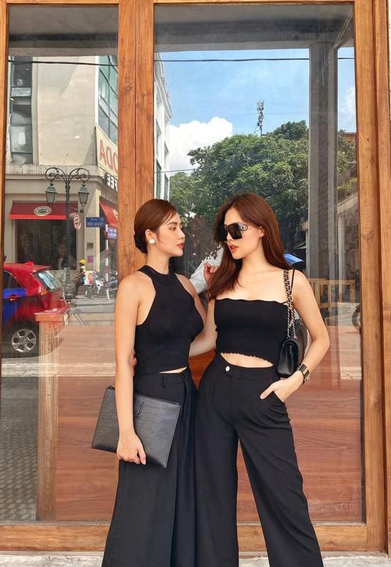 Doi ban than hot girl len do xuong pho, sang het phan thien ha-Hinh-3