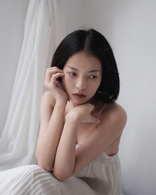 Cat toc ngan, hot girl 9X khoe khuon mat sac lanh day quyen ru-Hinh-3