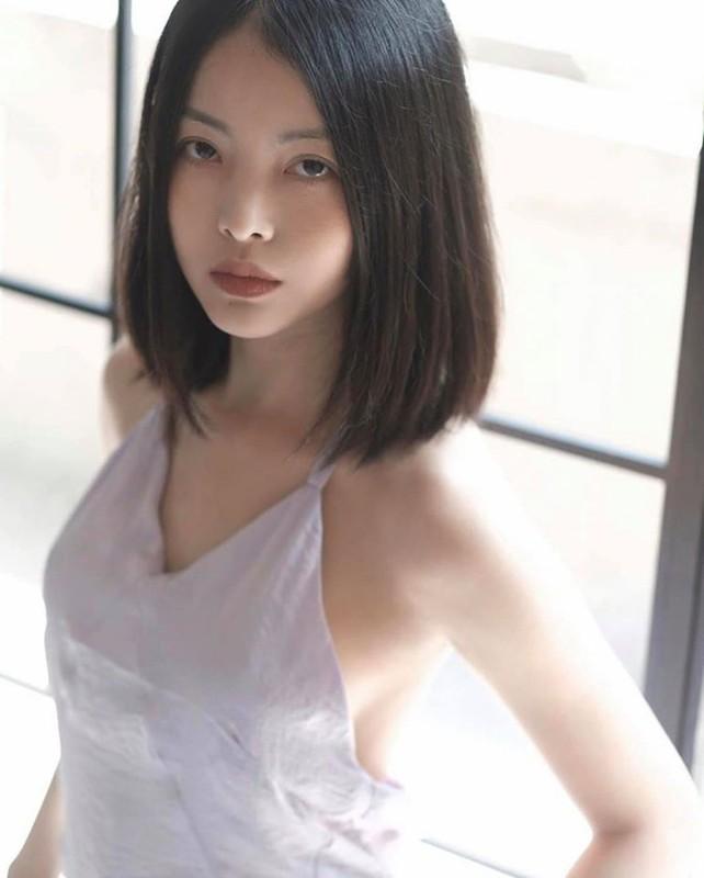 Cat toc ngan, hot girl 9X khoe khuon mat sac lanh day quyen ru-Hinh-6
