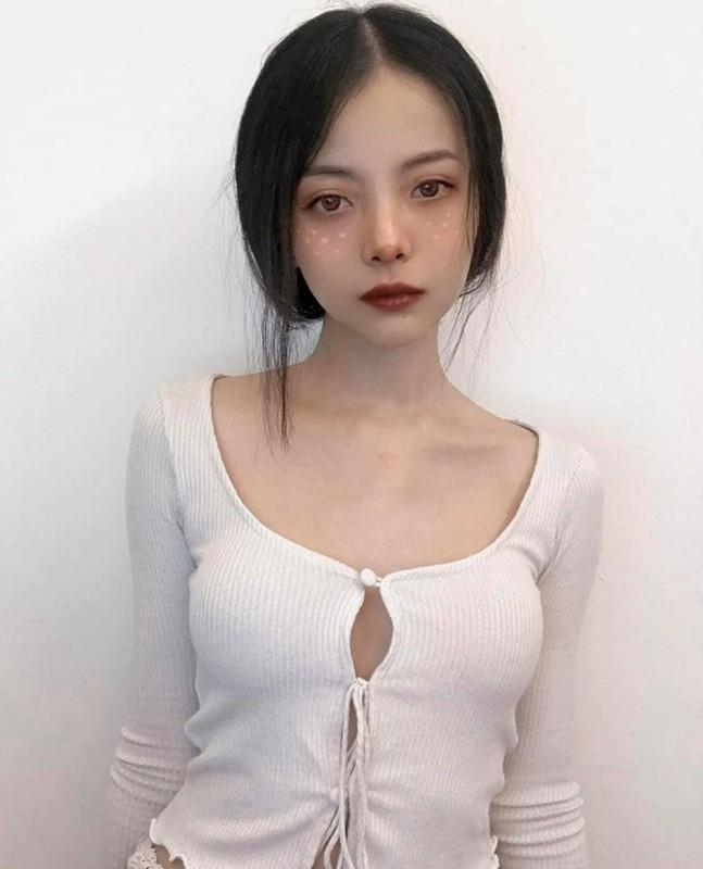 Cat toc ngan, hot girl 9X khoe khuon mat sac lanh day quyen ru-Hinh-8