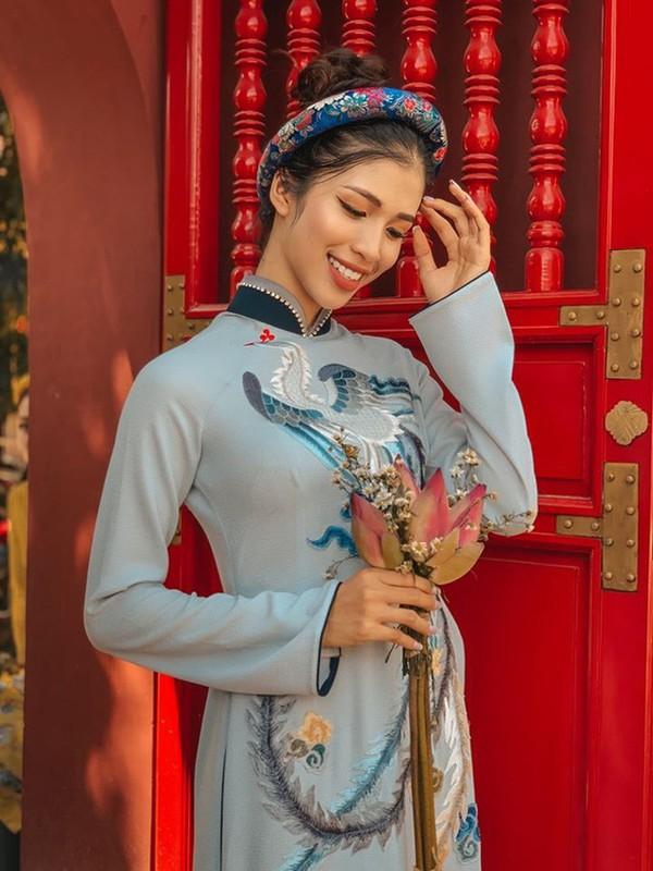 Gai xinh Hue co guong mat cuc Tay thi Hoa hau Viet Nam 2020-Hinh-9