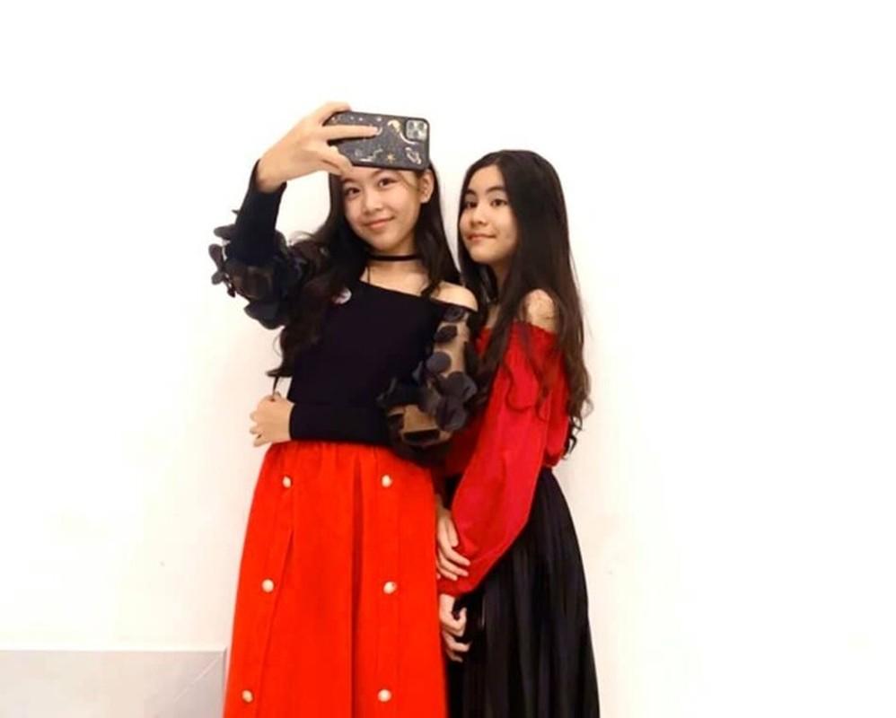 12 tuoi, co ut nha MC Quyen Linh ra dang hot girl thuc thu-Hinh-8