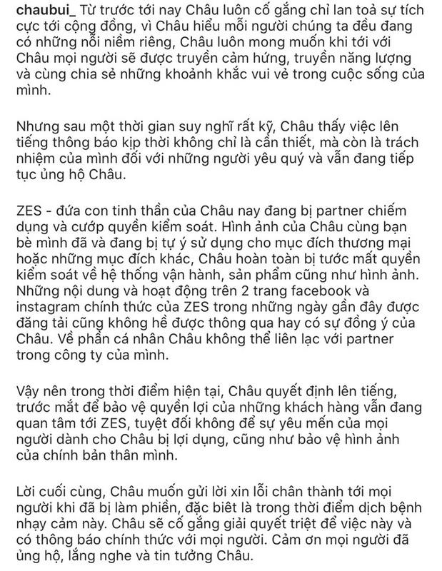 Chau Bui to nguoi quen chiem quyen thuong hieu thoi trang-Hinh-3