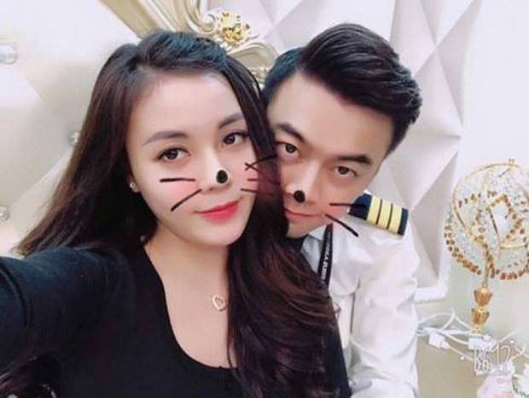 "Loat ""hot couple"" nganh hang khong khien ai nhin cung phai ghen ty-Hinh-10"