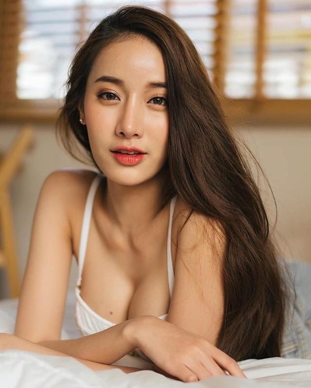 Nu than goi cam so 1 Thai Lan khoe than hinh ruc lua-Hinh-7