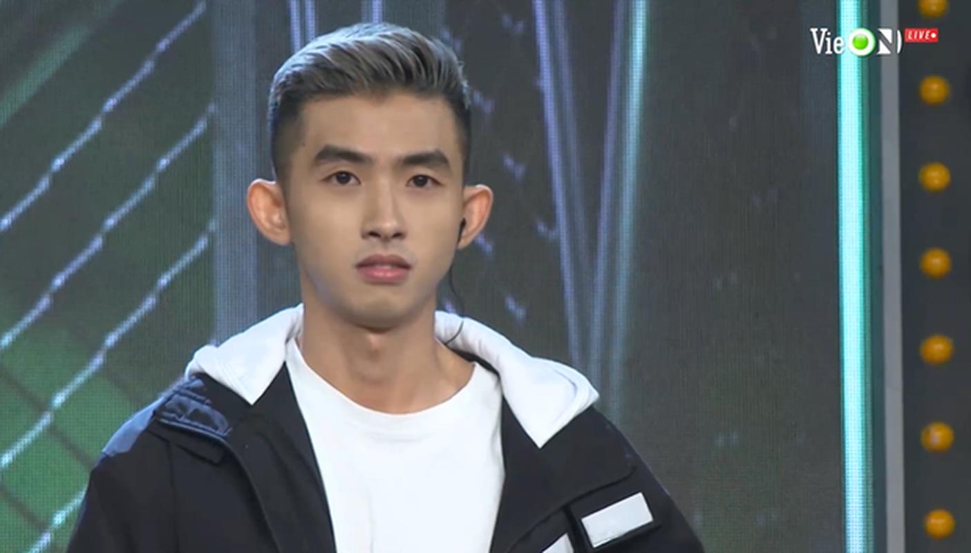 Thi sinh Rap Viet tung dong nam chinh phim gay sot mang la ai?