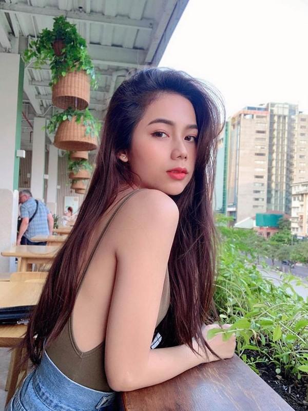 "Khoe voc dang ""dot mat"", hot girl Sai thanh nhan ngay trieu like-Hinh-3"