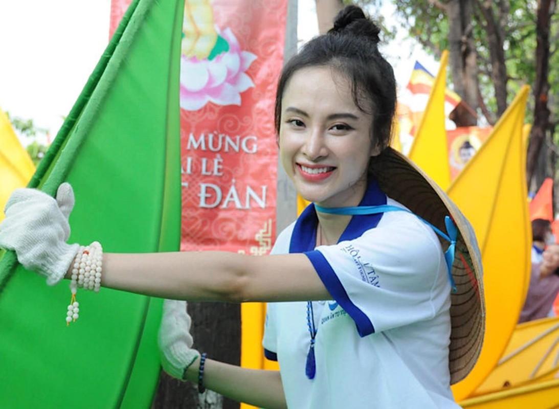 "Sau man o an, hot girl ""Kinh Van Hoa"" khoe nhan sac len huong-Hinh-10"