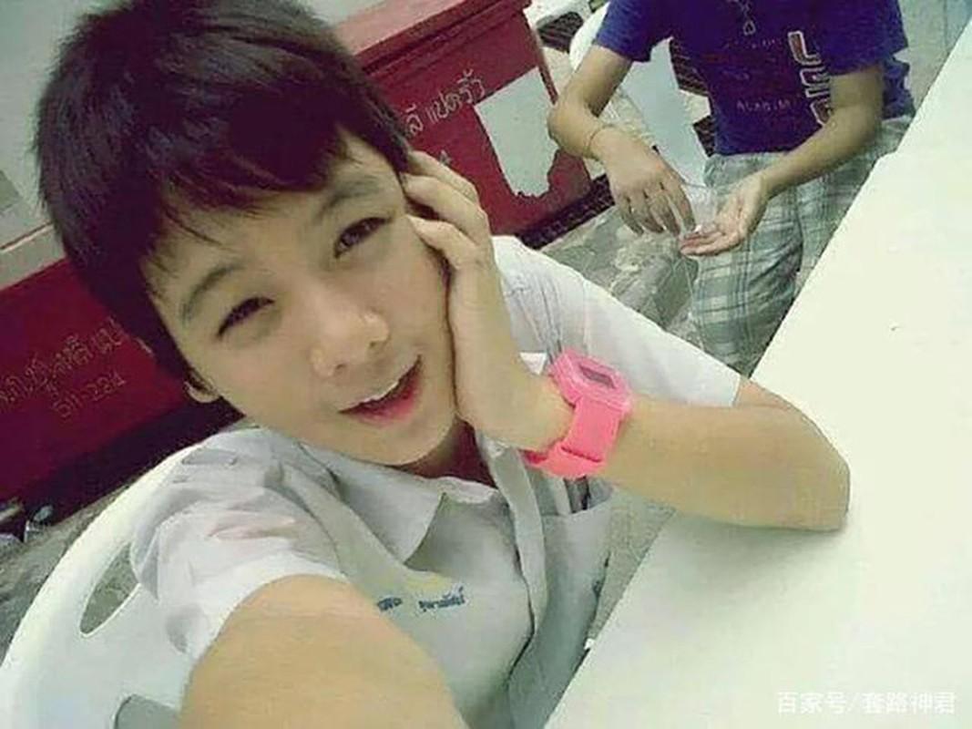 """Hot girl tra sua"" Thai Lan gay sot khi lo gioi tinh that-Hinh-5"